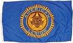 AMERICAN LEGION FLAG- 3x5Ft